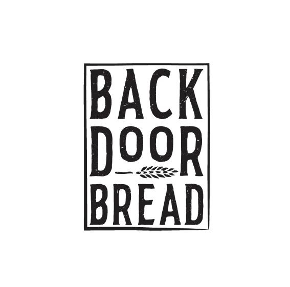 Backdoor Bread logo