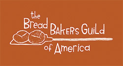 The Bread Bakers Guild of America logo