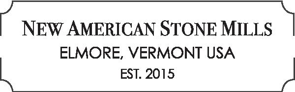 New American Stone Mills logo