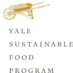 Yale Sustainable Food Program logo