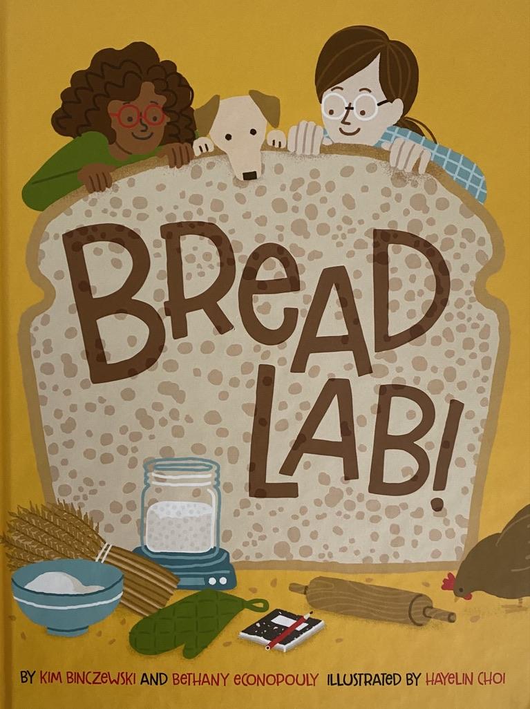 Bread Lab! book cover