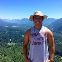 First time to Rattlesnake Ledge!