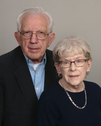 George and Jean Fries