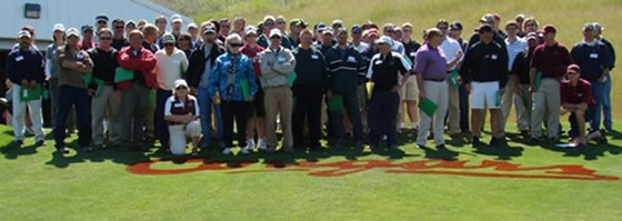 Group at Field Day