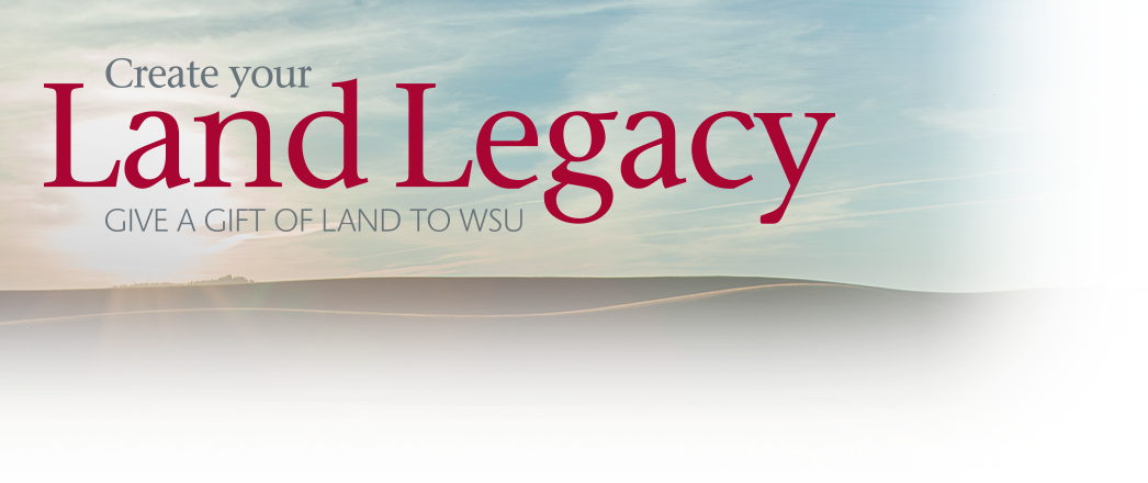 Create Your Land Legacy