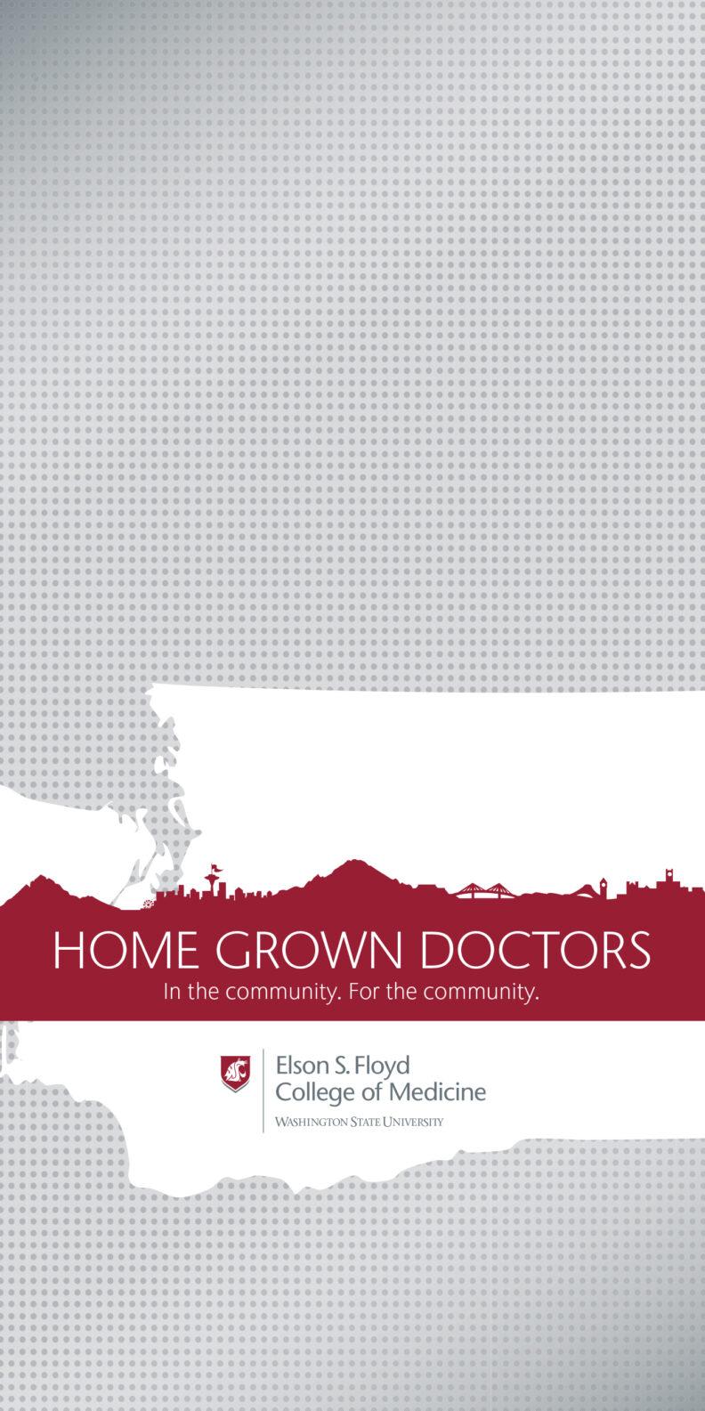 Wallpaper home grown doctors