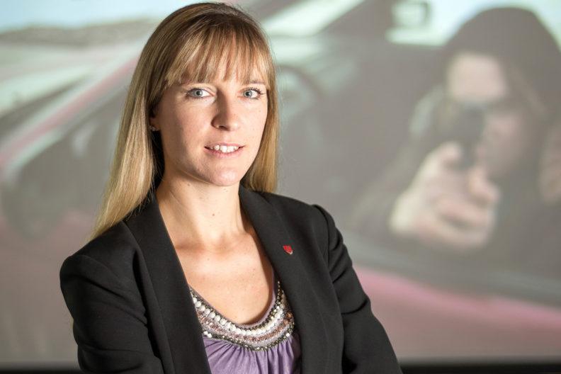 Assistant Professor of Nursing Lois James