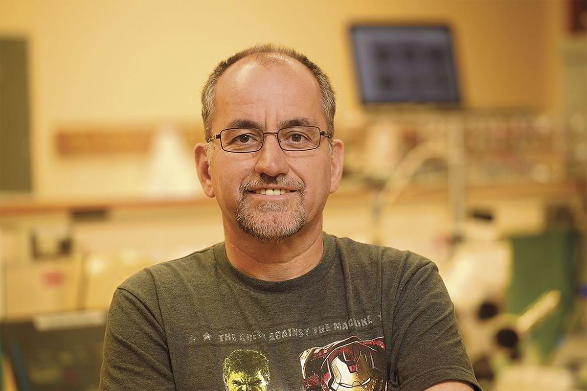 Haluk Beyenal in profile