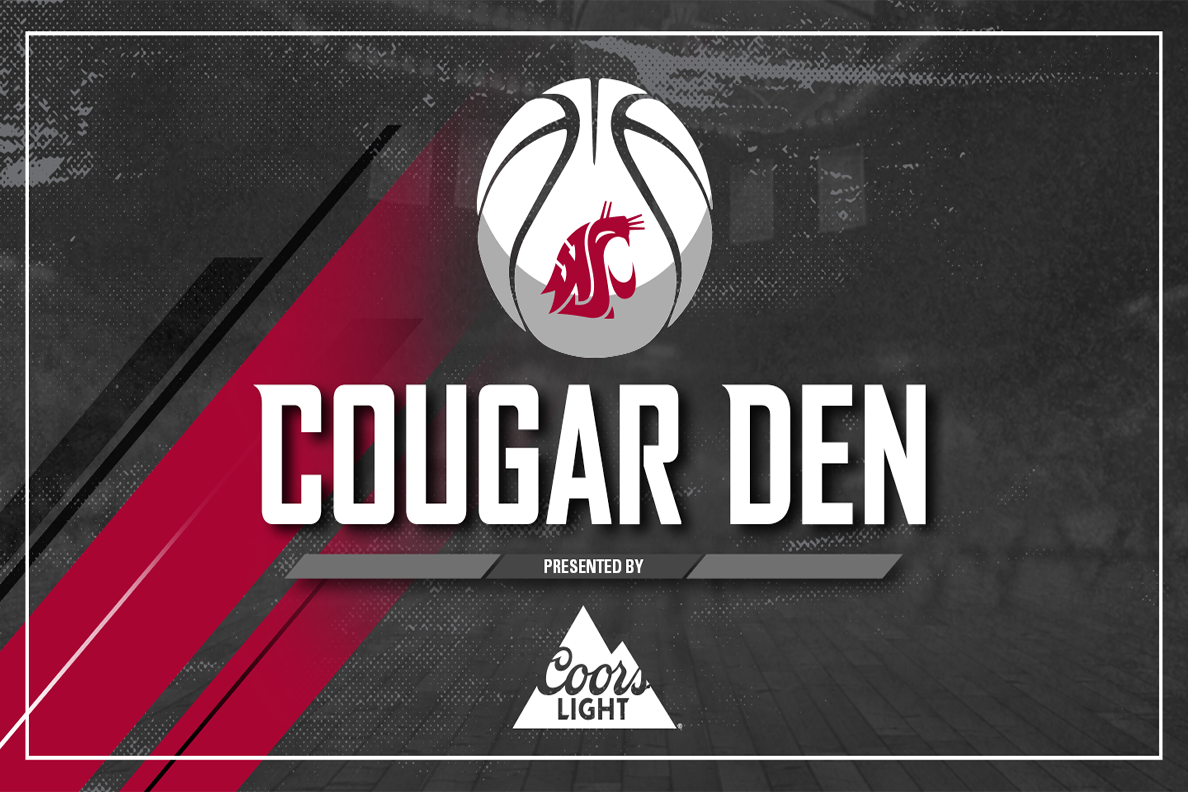Cougar Den presented by Coors Light.