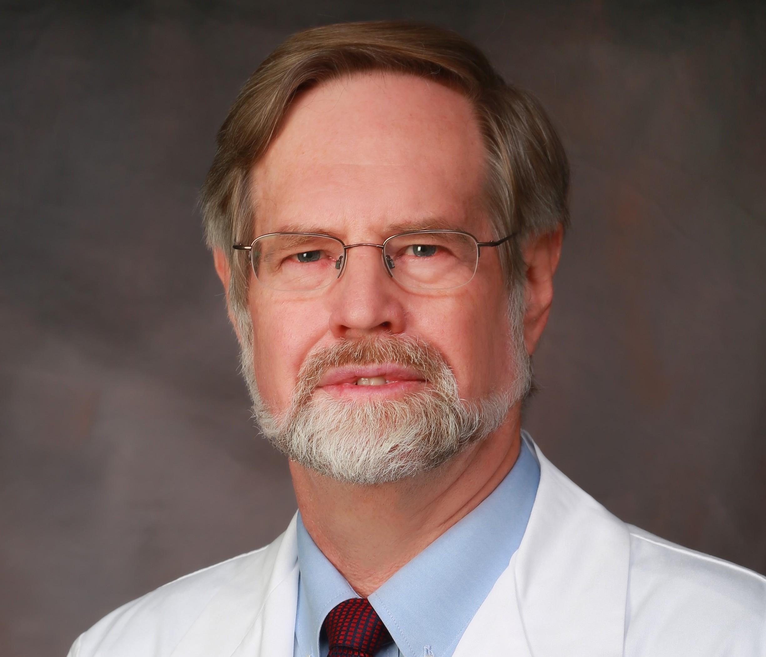 Closeup of Dr. Ken Isaacs
