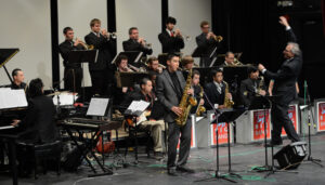 The Washington State University School of Music will present the School's first jazz concert of the year on Tuesday, Oct. 12, at 7:30 p.m., in Kimbrough Concert Hall,