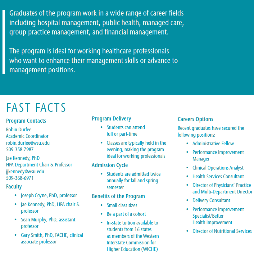 MHPA Fast Facts