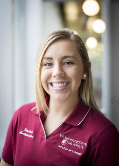 Sara Van Natta-S2-nursing student