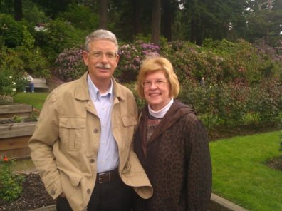 Michael and Carol Huebner