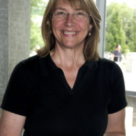 Portrait of Dr. Beth Schenk