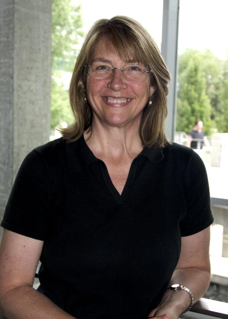 Portrait of Dr. Beth Schenk