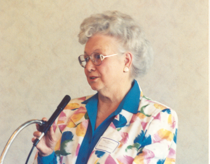 Portrait of Betty Anderson