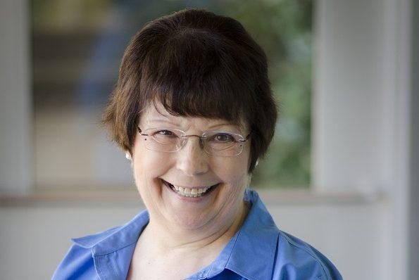 Portrait of College of Nursing donor Shelly McHugh