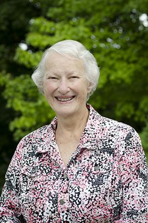 Portrait of Carol Quigg