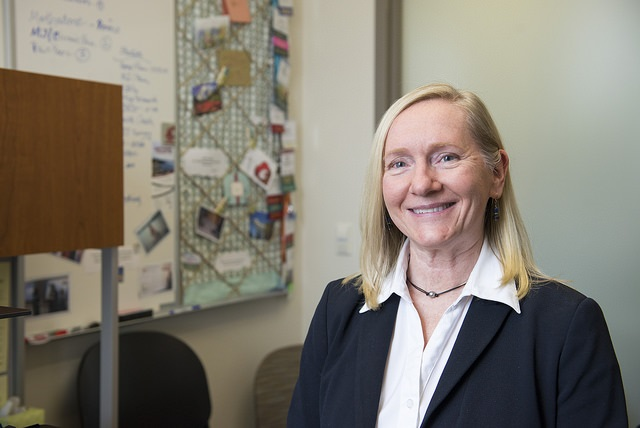 Marian Wilson, Ph.D., assistant professor at the WSU College of Nursing, has a new study examining the relationship between marijuana use among opioid addiction patients.