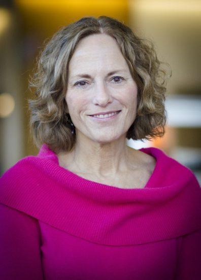 Portrait of Debbie Brinker