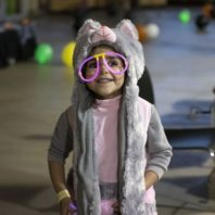 child in costume