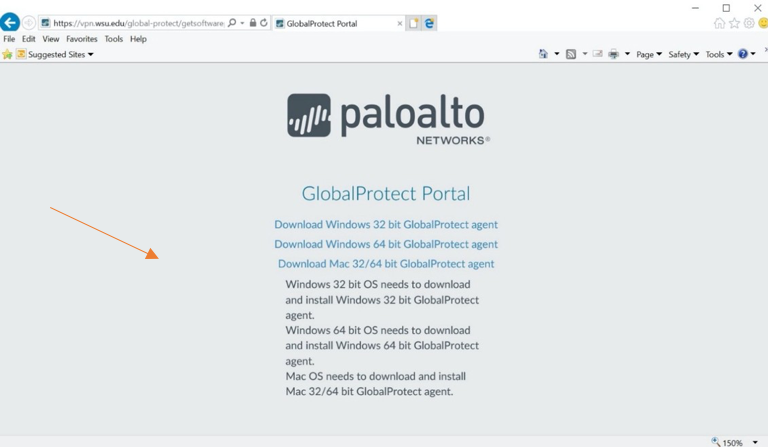 Download Global Protect