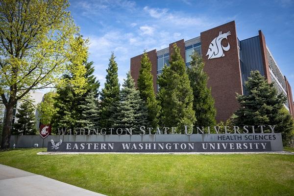 photo of nursing building in Spokane