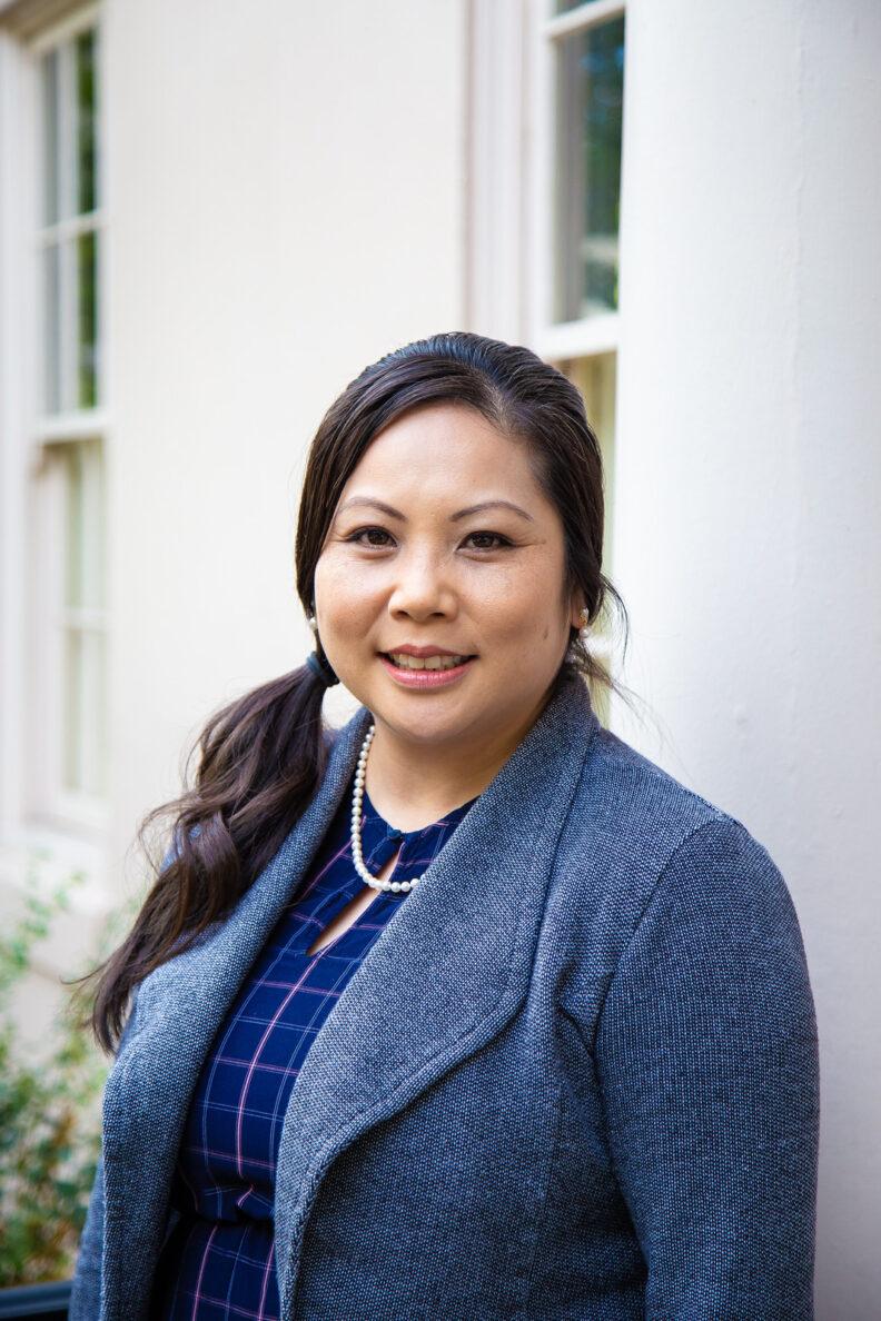 portrait of Connie Kim Yen Nguyen-Truong
