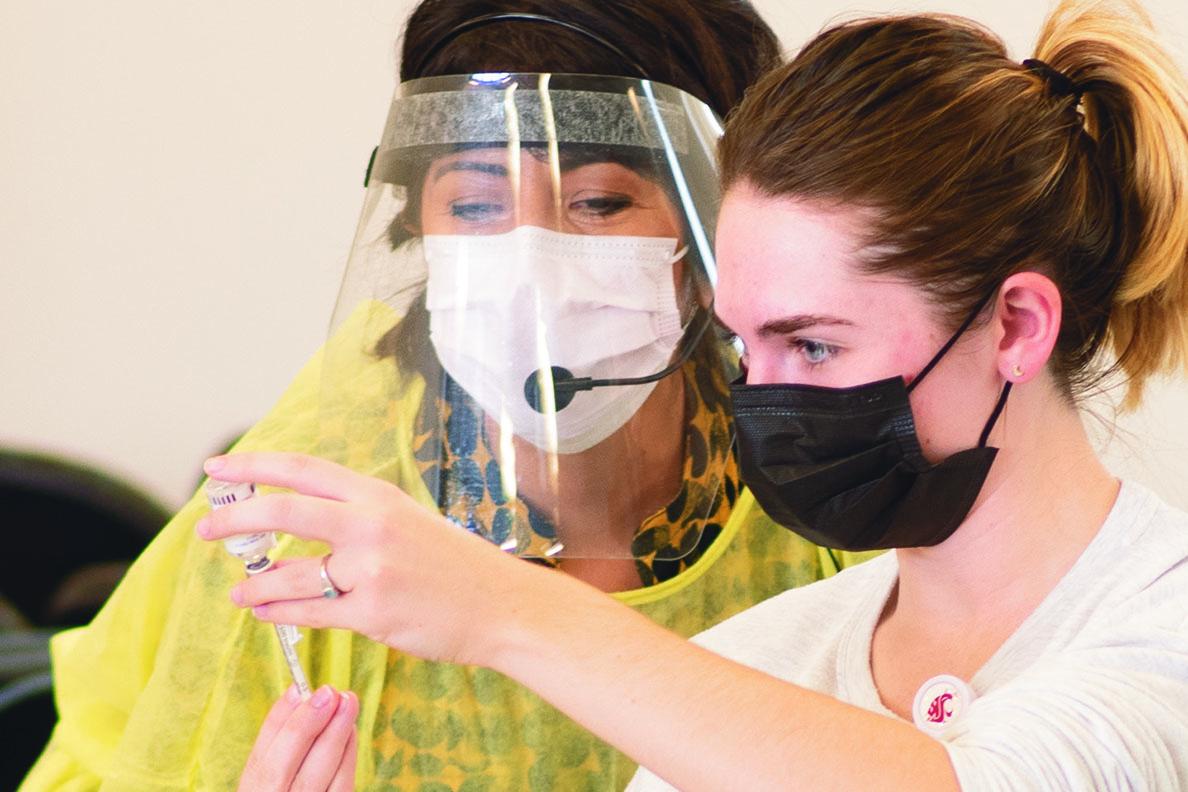 Preceptor in PPE teaching