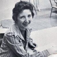 1976 portrait of charlene clark