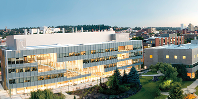 photo of wsu spokane campus