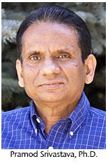photo of Pramod Srivastava