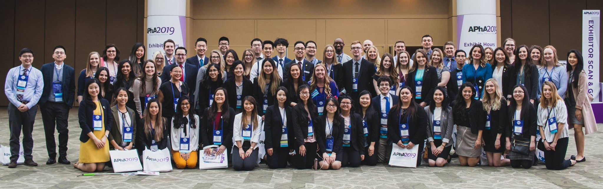The Student Travel Fund allows WSU student pharmacists to travel to conference such as the American Pharmacy Association Annual Meeting.