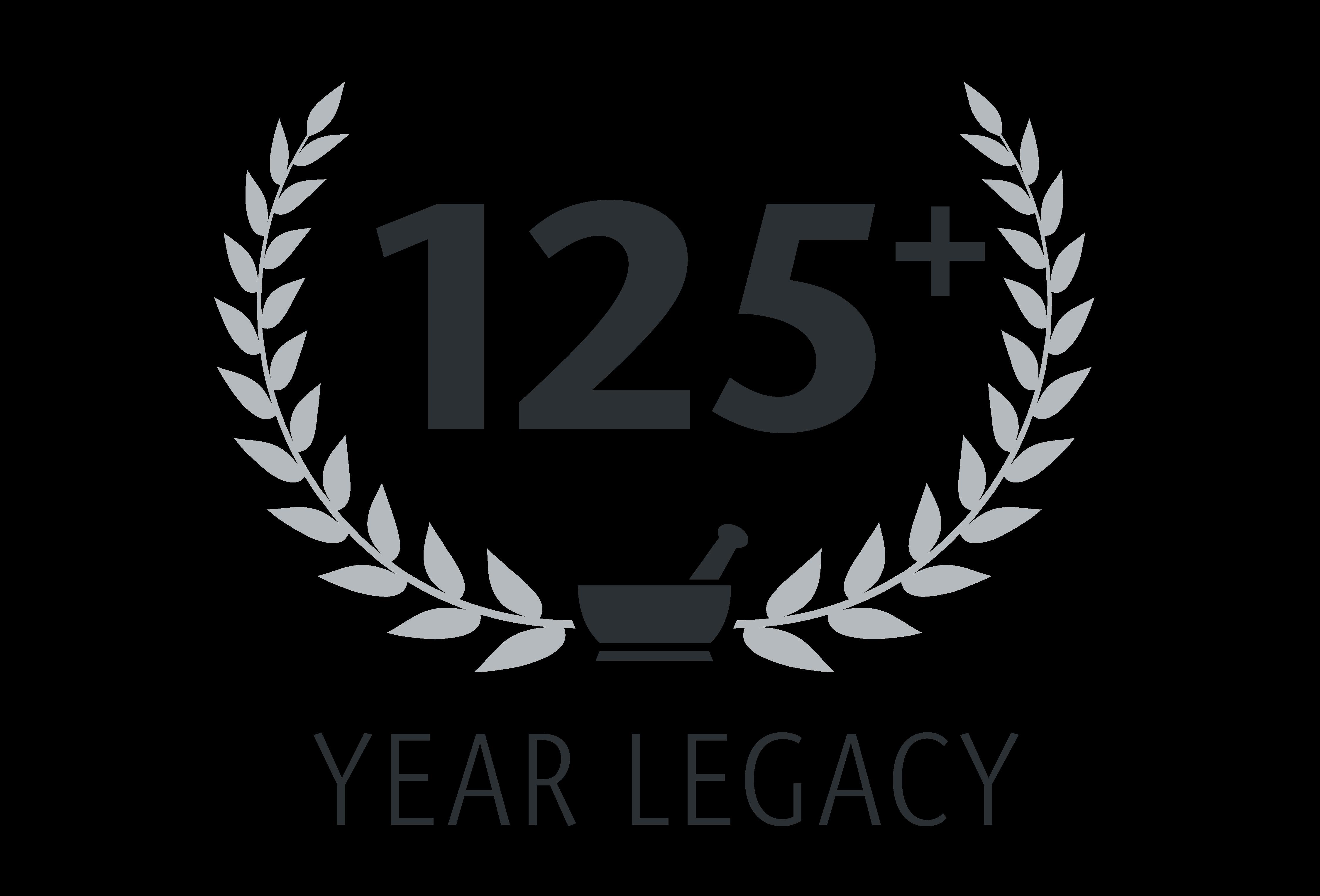 125+ Year Legacy