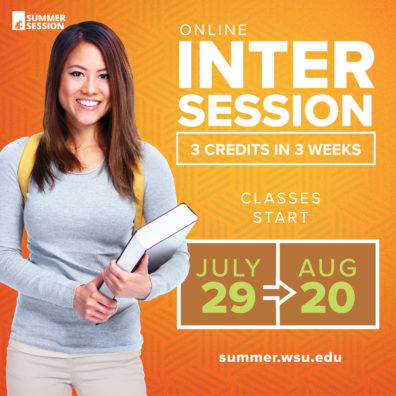 online intersession course available