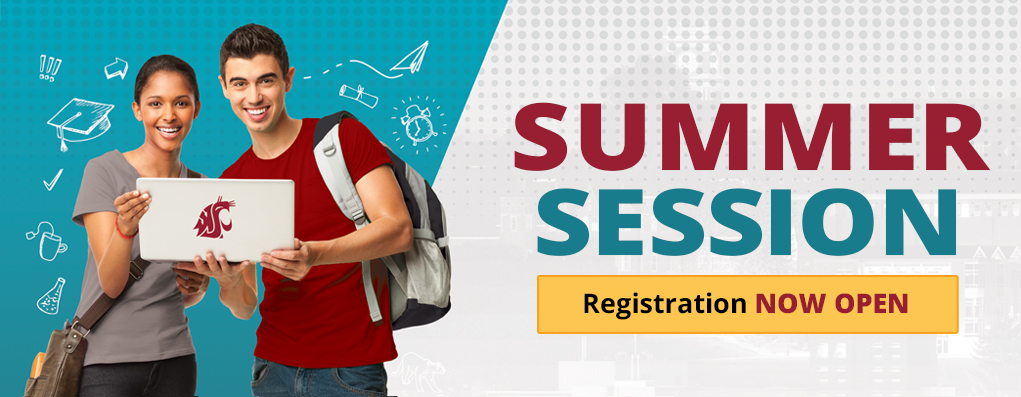Summer Session Registration Now Open