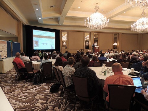 2013 Waste to Worth conference.