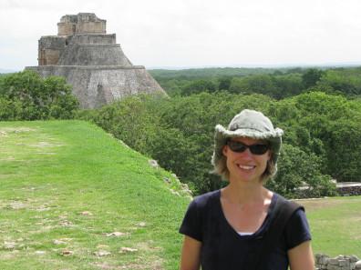Erin Thornton, Uxmal, Mexico