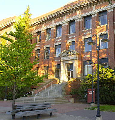 WSU Wilson-Short Hall