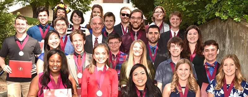 2016 CAS Outstanding Seniors