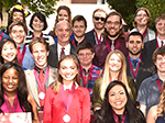 2016 College of Arts and Sciences Outstanding Senior Recognition Ceremony