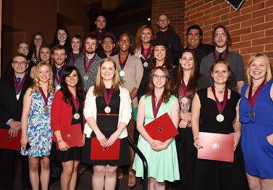 CAS Outstanding Seniors 2015