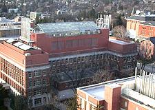 Abelson Hall, WSU Pullman