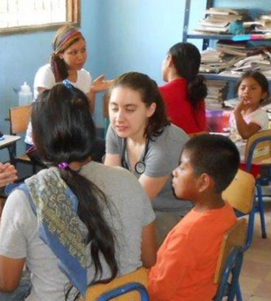 WSU students work with local families in Guatemala