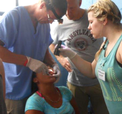 WSU students assist with dentistry in Guatemala