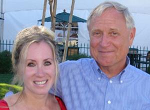 Bonnie and Barry Hewlett