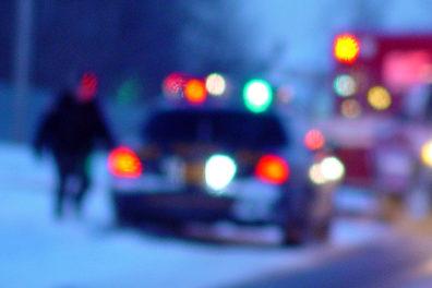 cop-lights-blured