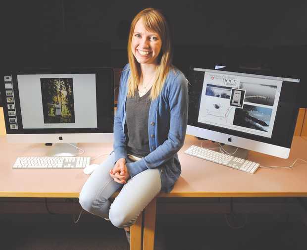 Esther Flatau. Photo by Matt Gade, Tri-City Herald