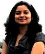 Kanika Choughhule, postdoctoral student, chemistry